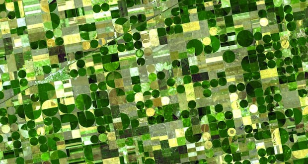 Satellite Imagery As A Data Source For Prescription And