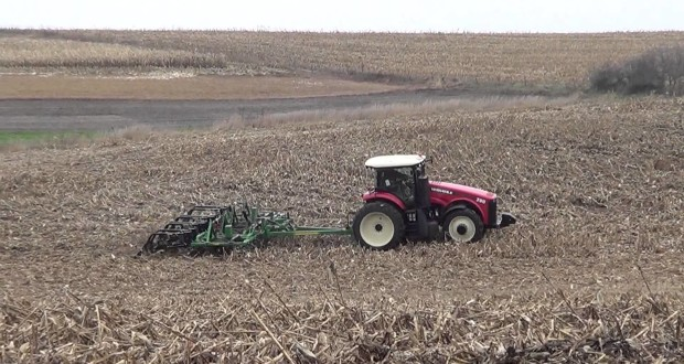 fall tillage