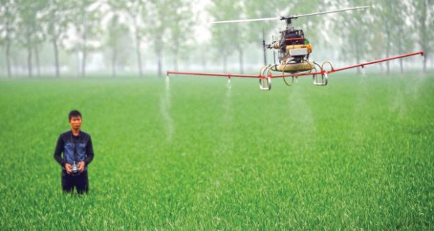 Drones And Robots Revolutionizing Farms Of The Future