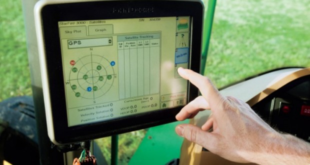 Gps Applications In Crop Production