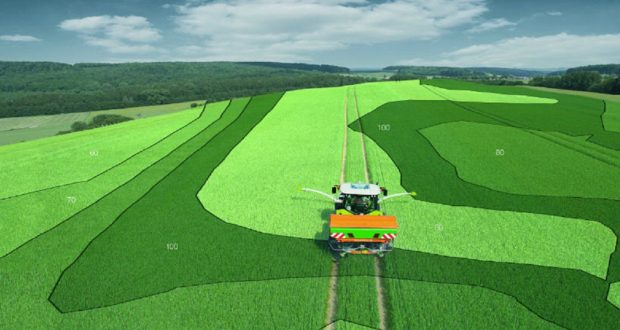 The Revolution Of Modern Agricultural Technology